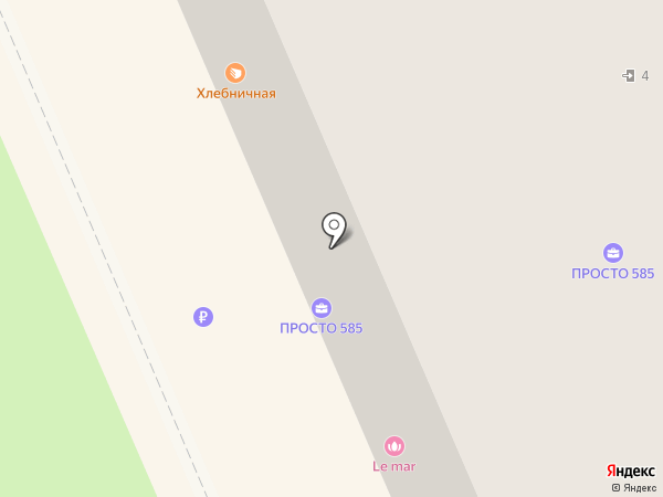 VIVAденьги на карте Берёзовского