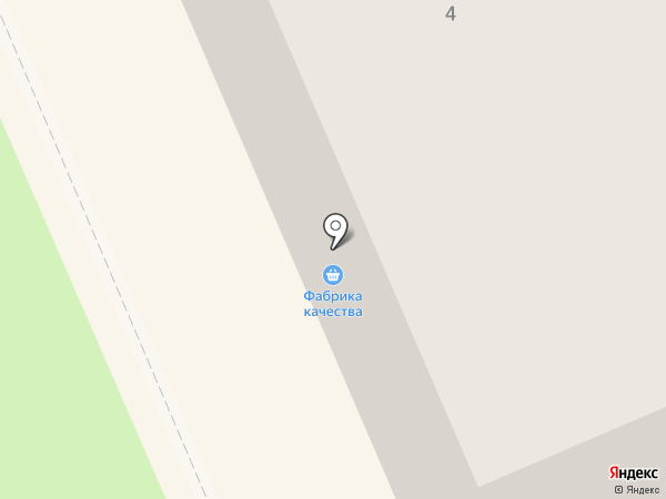 М-Продукт на карте Берёзовского