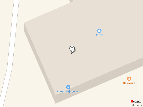 Мясная ферма на карте Берёзовского