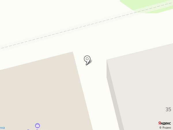 Добрый на карте Арамиля