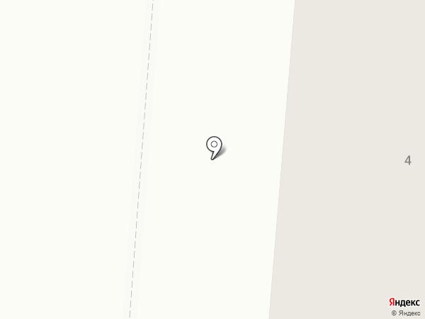 Умный огородик на карте Берёзовского
