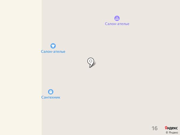 Агентство автострахования на карте Берёзовского