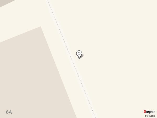Арамильское ГОРПО на карте Арамиля