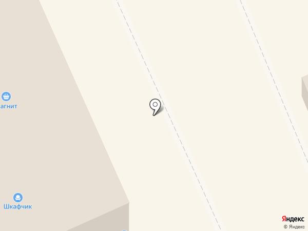 Салон оптики на карте Арамиля