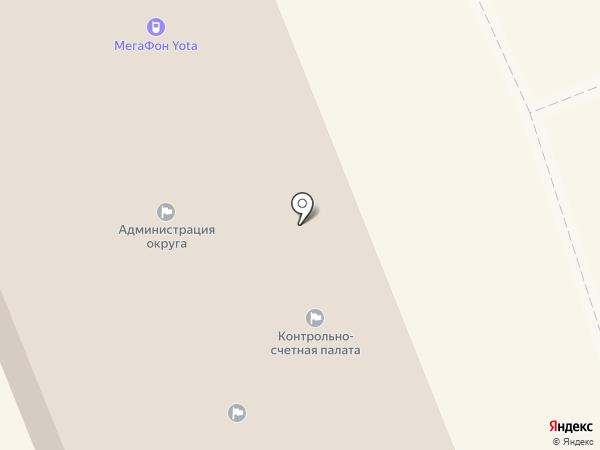 Администрация Арамильского городского округа на карте Арамиля
