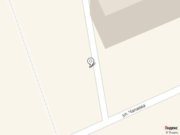 Чехольчик на карте Арамиля