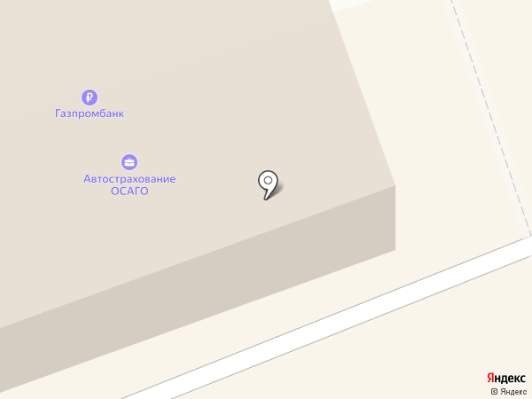 Банкомат, Газпромбанк на карте Арамиля