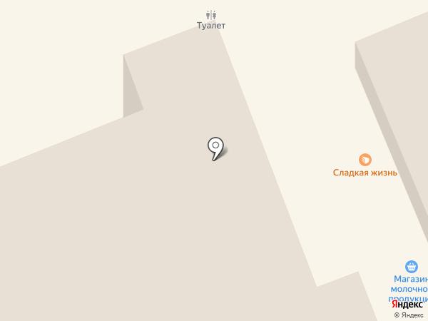 Арамильский городской рынок на карте Арамиля