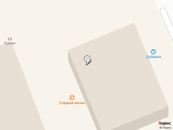 Магазин кондитерских изделий на карте Арамиля