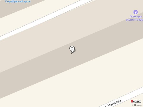 Равис-птицефабрика Сосновская на карте Арамиля