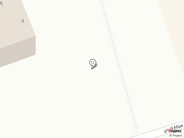 Бумеранг на карте Арамиля
