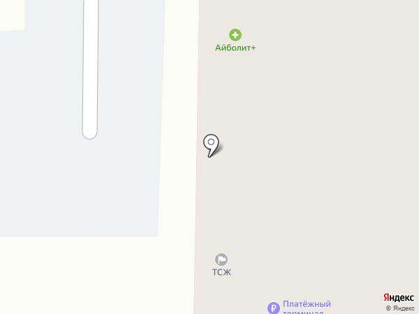 Семья на карте Арамиля