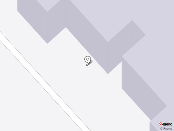 Детский сад №3 на карте Арамиля
