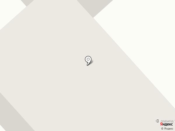 Красноармейский на карте Арамиля