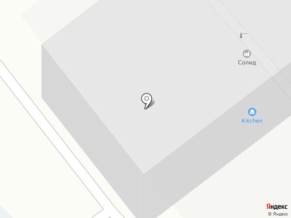 Солид на карте Арамиля