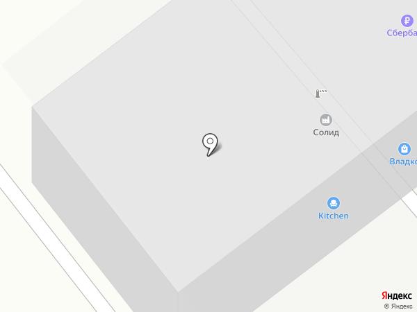 Greenwall на карте Арамиля