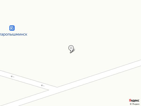 Telepay на карте Старопышминска