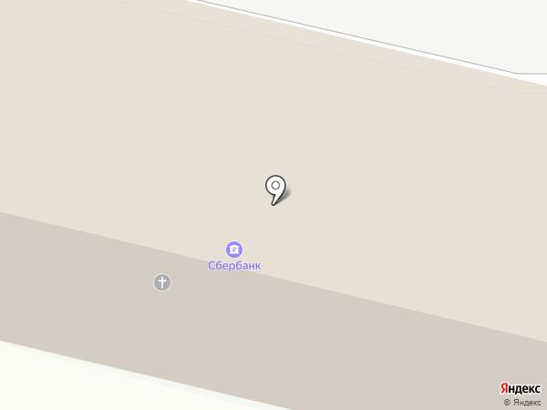 Есаульское ремонтно-техническое предприятие на карте Есаульского