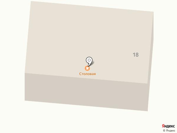 Домстрой на карте Северного