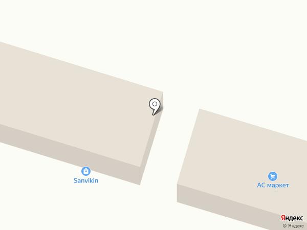 SanVikin на карте Теремов