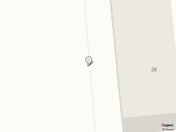 Див-Транс на карте Саргазов