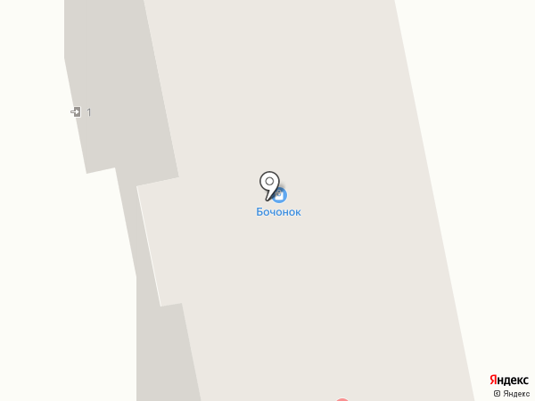 ЛОТОС на карте Западного