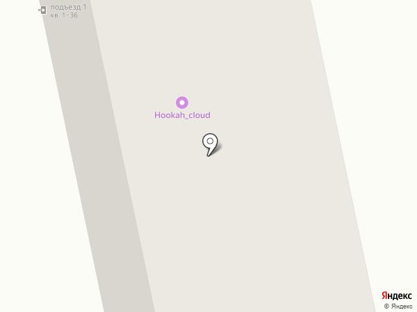Вишневая горка на карте Западного