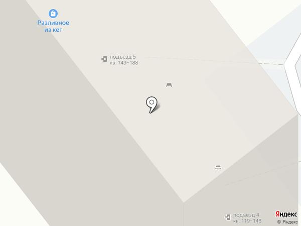 ЮКВ-Бизнес на карте Челябинска