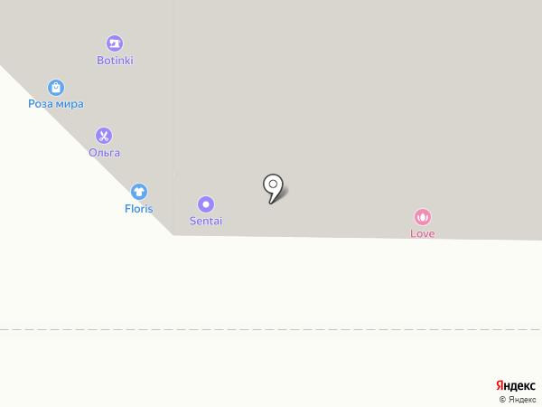 СОВА на карте Челябинска