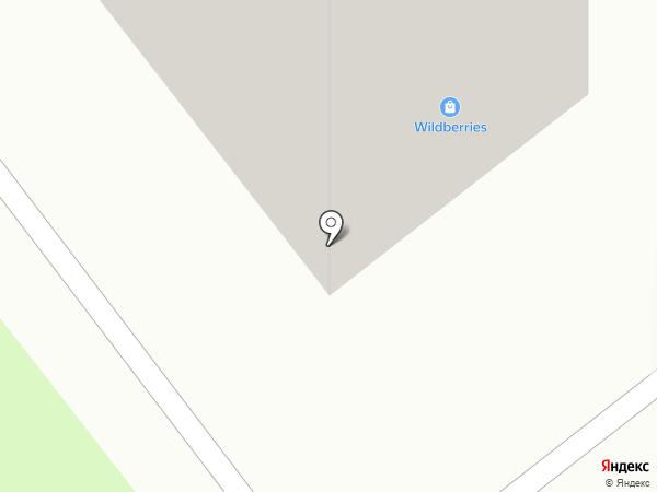 Салон оптики на карте Челябинска