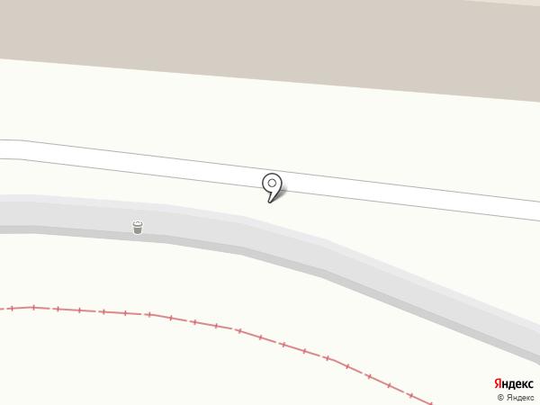 Городской автомоечный комплекс на карте Челябинска