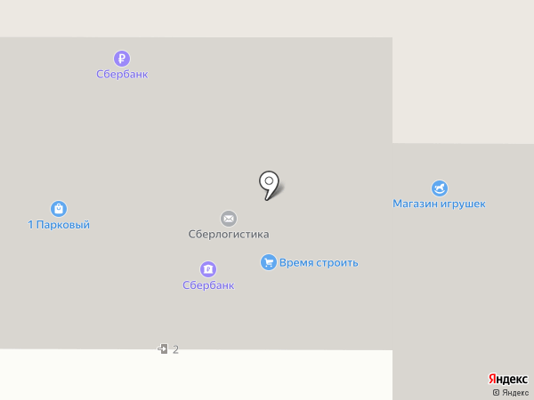 Здоровая ферма на карте Челябинска