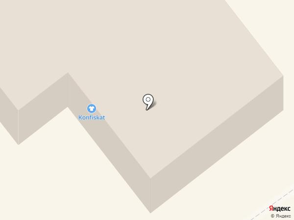 Магазин кондитерских изделий на карте Челябинска