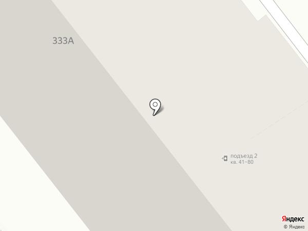 Компания на карте Челябинска