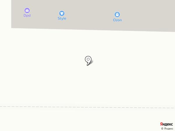 Loren на карте Челябинска