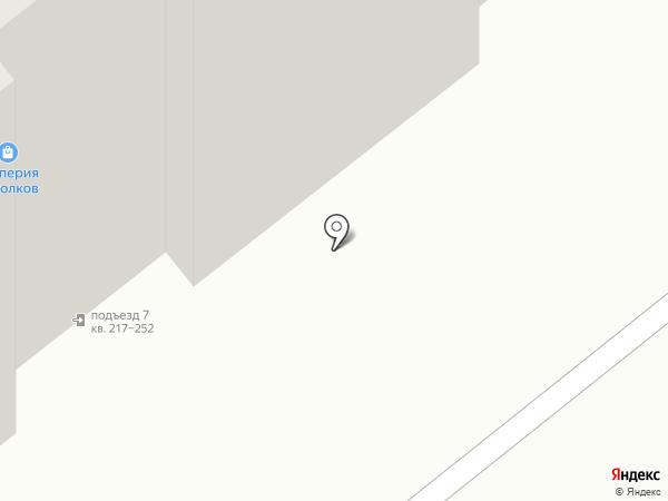 Боярд-2 на карте Челябинска