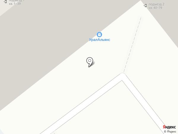 АРТОКНО на карте Челябинска