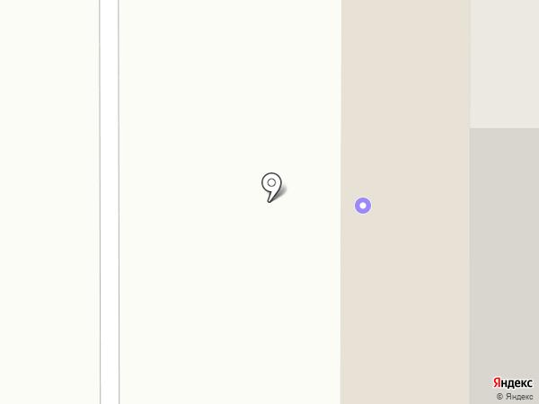 ПТС 174 на карте Челябинска