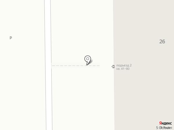5+ на карте Челябинска
