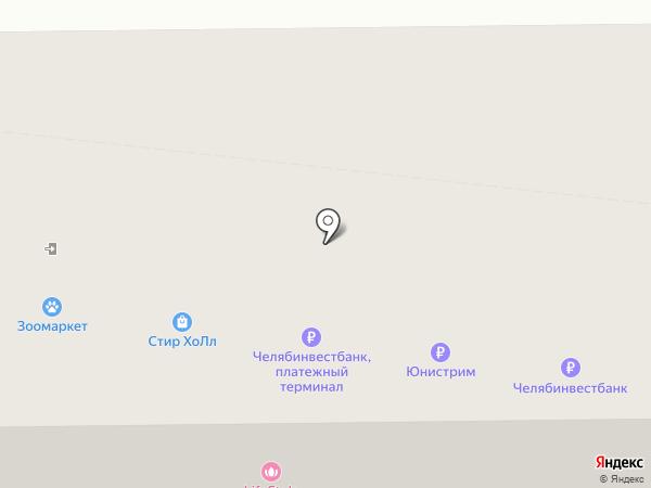 Хмельной Пан на карте Челябинска
