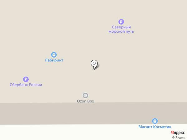 Грезы на карте Челябинска