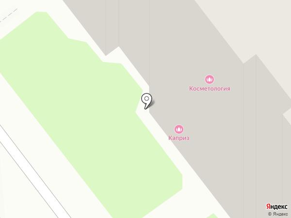 Вивиан на карте Челябинска