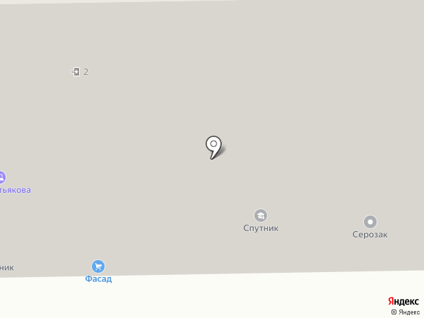 Конфитюр на карте Челябинска