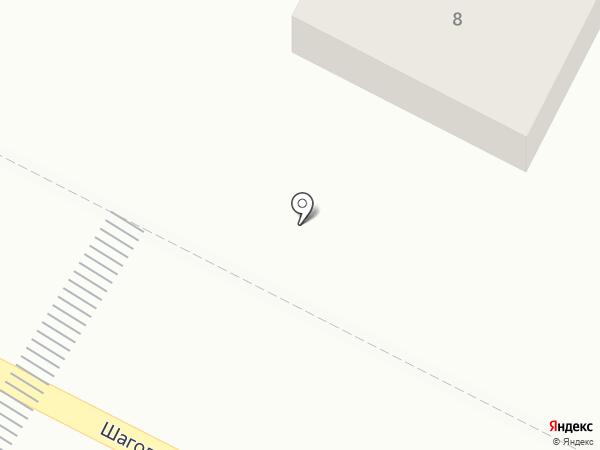 Сегал на карте Челябинска