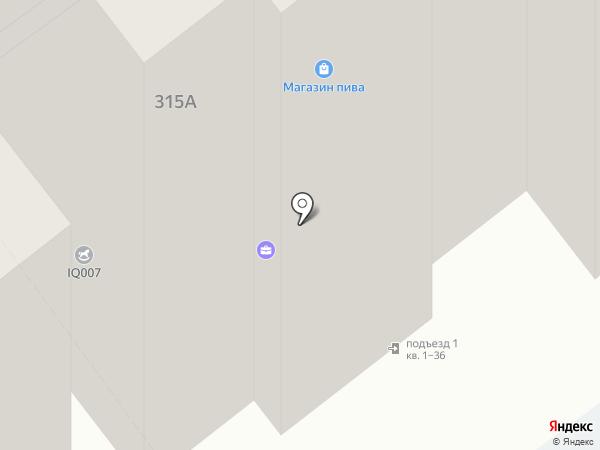 Дружба на карте Челябинска