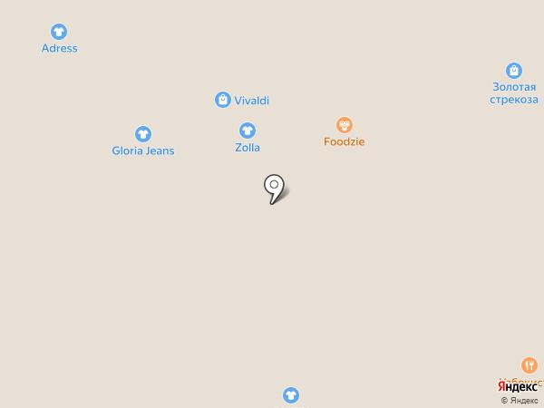 Tom Tailor на карте Челябинска