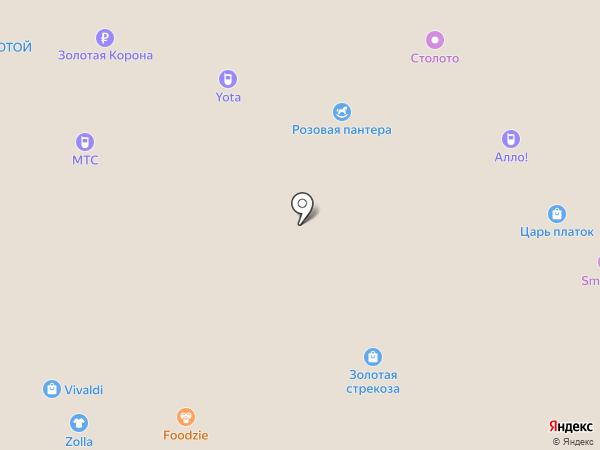 FutuRift Oculus на карте Челябинска