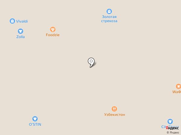 Ахота.ru на карте Челябинска