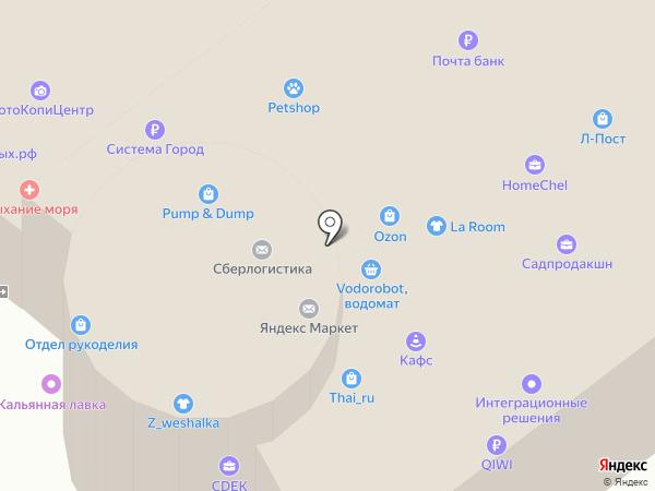 Мыльная опера на карте Челябинска