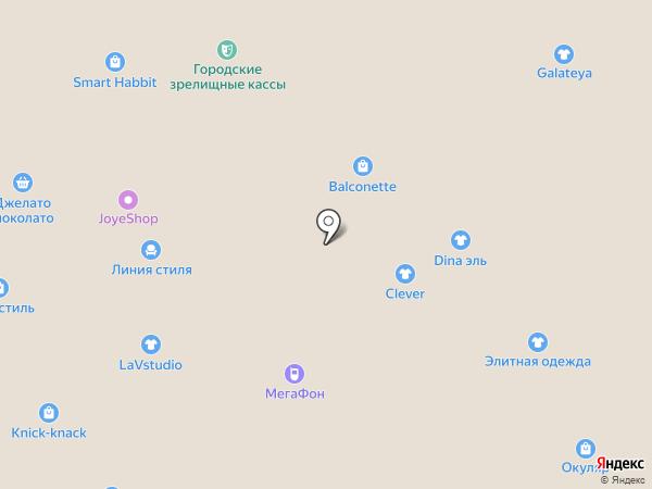 Fribox на карте Челябинска